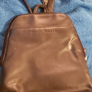 Perry Ellis mini backpack
